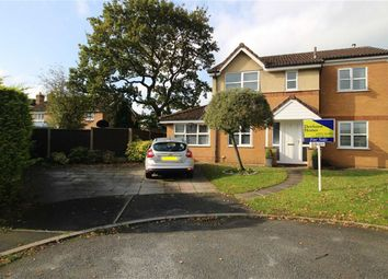 Thumbnail 5 bed detached house for sale in College Close, Longridge, Preston