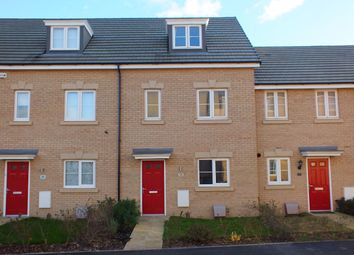 Thumbnail 4 bed terraced house for sale in Parsonage Road, Paxcroft Mead, Trowbridge, Wiltshire
