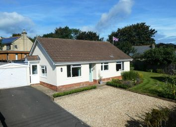 Thumbnail 3 bed detached bungalow for sale in Honiton Road, Churchinford, Taunton, Somerset