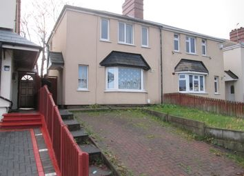 Thumbnail 3 bed semi-detached house to rent in Moseley Road, Bilston