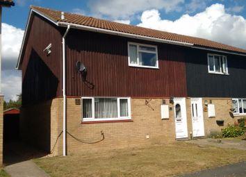 Thumbnail 3 bedroom semi-detached house for sale in Redwald Road, Rendlesham, Woodbridge