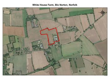 Thumbnail Land for sale in Blo Norton, Diss, Norfolk