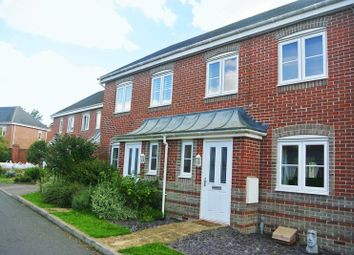 Thumbnail 2 bed terraced house for sale in Dorset Crescent, Worting, Basingstoke