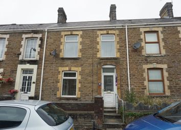 Thumbnail 3 bed end terrace house for sale in Penbryn Road, Neath