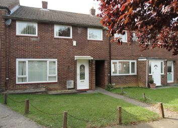 Thumbnail 3 bed terraced house to rent in Middlesex Drive, West Bletchley, Milton Keynes