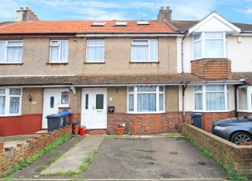 Thumbnail 5 bedroom terraced house for sale in Orchard Avenue, Lancing, West Sussex
