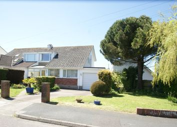 Thumbnail 3 bed semi-detached house for sale in Davies Avenue, Paignton