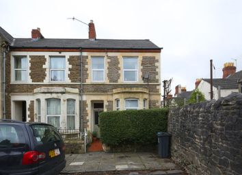 Thumbnail 3 bedroom end terrace house for sale in Talworth Street, Roath, Cardiff