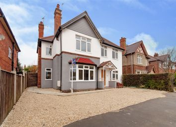 Thumbnail 4 bed detached house for sale in Sidney Road, Beeston, Nottingham