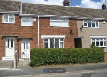 Thumbnail 3 bed terraced house to rent in Tempest Road, Hartlepool