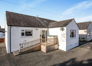 Thumbnail 2 bed bungalow for sale in Lockerbie Road, Dumfries