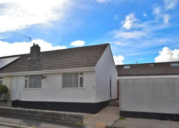 Thumbnail 2 bed semi-detached bungalow for sale in Beverley Crescent, Hayle