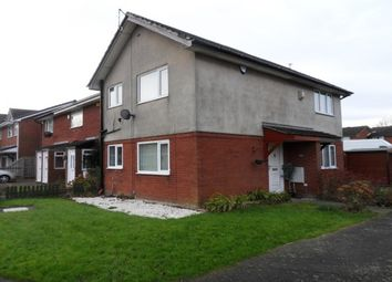 Thumbnail 1 bed property to rent in Carnforth Close, Wallsend