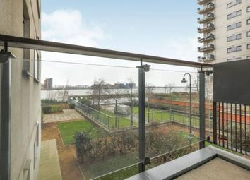Thumbnail 1 bed flat for sale in Sark Tower, Erebus Drive, London