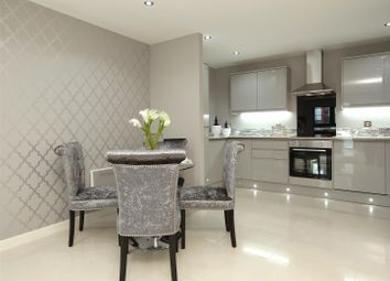 Thumbnail 2 bed flat for sale in Landmark Place, Churchill Way, Cardiff