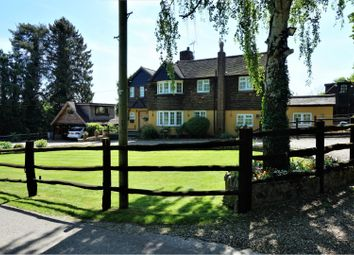 Thumbnail 4 bed country house for sale in Telston Lane, Sevenoaks
