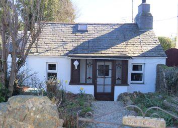 Thumbnail 1 bed cottage to rent in Llanbedrog, Pwllheli