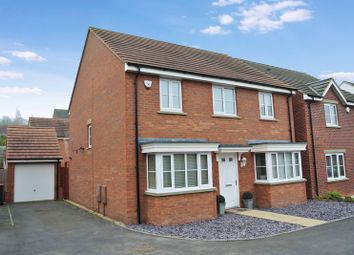 Thumbnail 4 bedroom detached house for sale in Cloisters Way, St. Georges, Telford