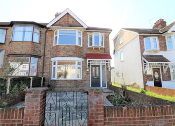 Thumbnail 3 bed end terrace house for sale in Glenwood Drive, Gidea Park, Romford