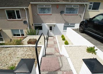 Thumbnail 3 bed terraced house to rent in Wilson Crescent, Plymouth