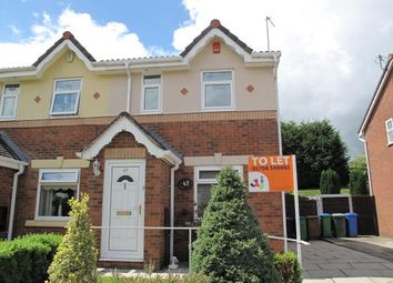 2 bed semi-detached house to rent in Lyme Clough Way, Middleton, Manchester M24