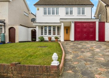 Thumbnail 3 bedroom detached house to rent in Balfont Close, Sanderstead, South Croydon