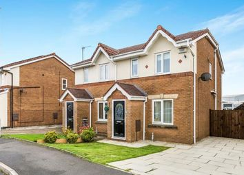 Thumbnail 2 bed semi-detached house for sale in Wisteria Drive, Lower Darwen, Darwen, Lancashire