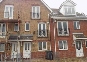 Thumbnail 3 bed terraced house for sale in River Quays, Gorleston, Great Yarmouth