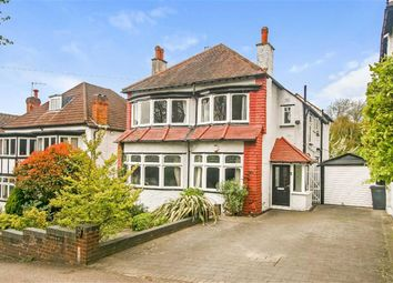 Thumbnail 4 bedroom detached house for sale in Burcott Road, Purley, Surrey