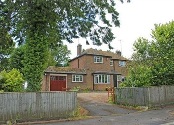 Thumbnail 3 bed detached house for sale in The Rise, Brockenhurst