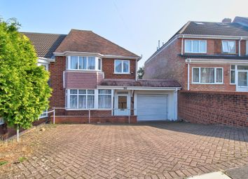 Thumbnail 3 bed semi-detached house for sale in Hamstead Hall Avenue, Birmingham