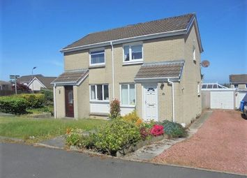 Thumbnail 2 bed semi-detached house for sale in Hyndshaw View, Law, Carluke