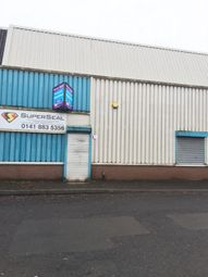 Thumbnail Industrial to let in Hillington Industrial Estate, Glasgow