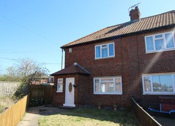 Thumbnail 2 bedroom semi-detached house for sale in Patience Avenue, Seaton Burn, Newcastle Upon Tyne