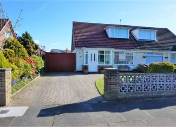 Thumbnail 3 bed semi-detached bungalow for sale in Woodvale Road, Southport
