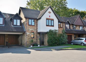 4 bed link-detached house for sale in The Withies, Knaphill, Woking GU21