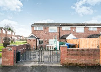 Thumbnail 3 bed terraced house for sale in Parkside Walk, Bramhall, Stockport