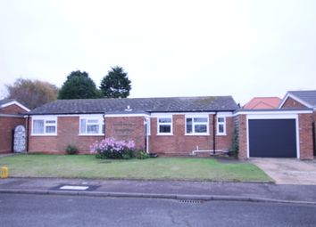 Thumbnail 4 bed bungalow for sale in Roman Way, Felixstowe