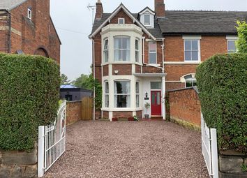 Thumbnail 4 bed semi-detached house for sale in Eccleshall Road, Stafford