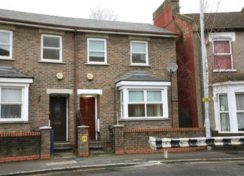 Thumbnail 3 bed semi-detached house for sale in Trundleys Road, London