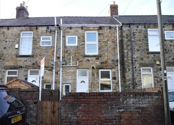 Thumbnail 2 bed terraced house to rent in Beverley Terrace, Catchgate, Stanley