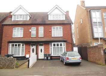 Thumbnail Room to rent in Constance Road, Edgbaston Birmingham