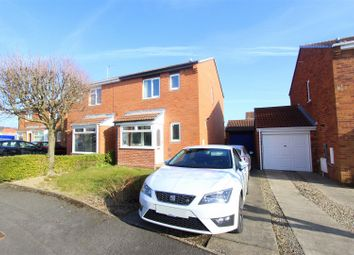 Thumbnail 3 bed semi-detached house to rent in Foxton Close, Newton Aycliffe