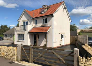 Thumbnail 4 bed detached house for sale in Marston Lane, Frome