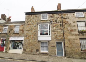 Thumbnail 3 bed terraced house for sale in Wendron Street, Helston