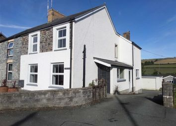 Thumbnail 3 bed semi-detached house for sale in Penygarn, Bow Street, Dyfed
