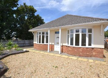 Thumbnail 2 bed detached bungalow for sale in Cynthia Road, Parkstone