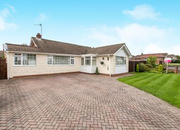 Thumbnail 3 bedroom detached bungalow for sale in Greenfield Crescent, Waterlooville