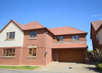 Thumbnail 5 bedroom detached house for sale in Springfield Gardens, Euxton, Chorley