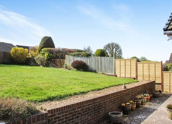 Thumbnail 2 bed detached bungalow for sale in Victor Close, Seaford